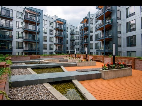 Allegro Apartments GoPro Tour | Welcome & Outdoor Amenity Spaces