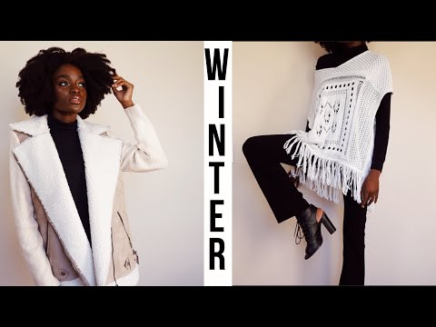 WINTER OUTFIT IDEAS - WHAT TO WEAR IN WINTER!