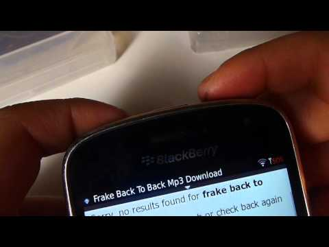 How to download music to your blackberry bold with mp3skull