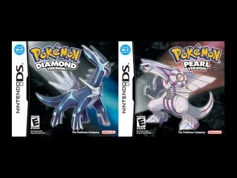 Pokémon DP Music - Spear Pillar