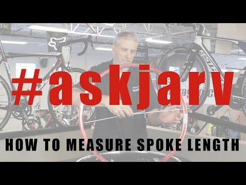 #AskJarv: How to Measure Spoke Lengths