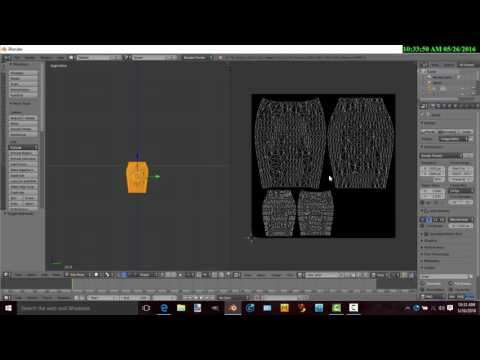 How to make an Ambient Occlusion for Mesh Clothing in SL