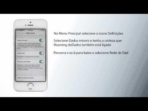 Lycamobile Portugal - Como configurar internet no iPhone