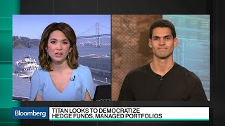 How Titan Works to Democratize Hedge Funds and Managed Portfolios