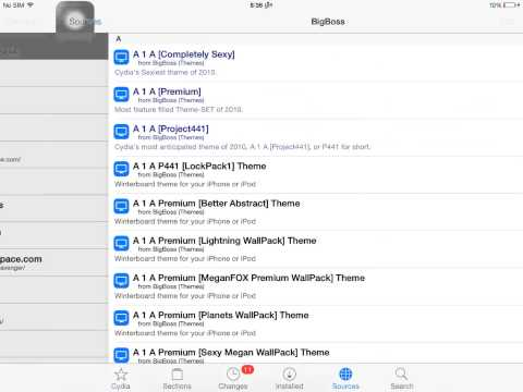How to get Ifile on ios 7