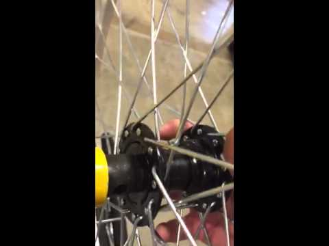 Trike bike ( rear wheel assembly )