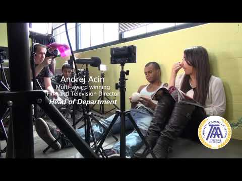 Toronto Academy of Acting for Film & Television  -  Follow Your Passion!