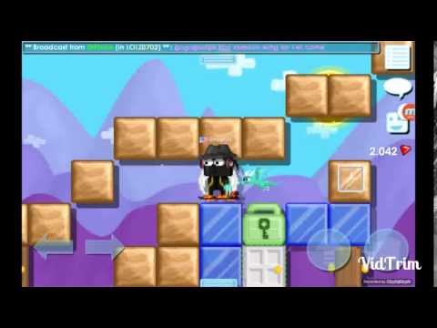 Growtopia | Making sign Tree