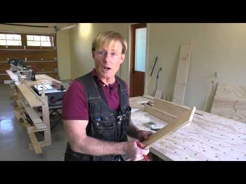CROWN MOLDING IS SO EASY (PART 4: BUILDING THE JIGS.)