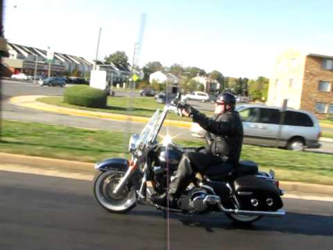 2003 Road King Classic with Ape hangers