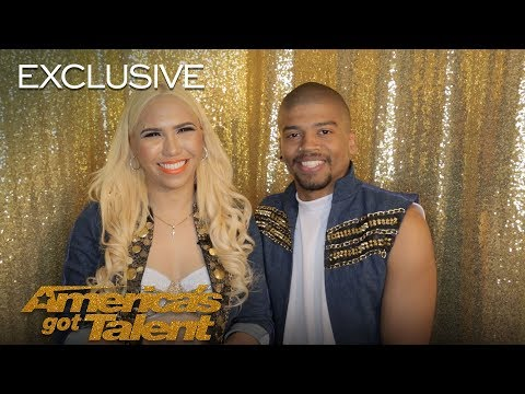 Da Republik Hope To Make Their Country Proud On AGT - America's Got Talent 2018