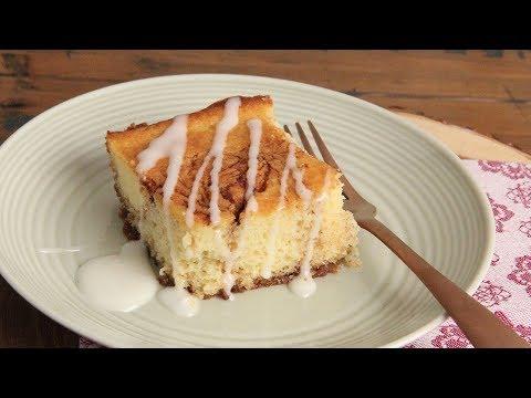 Cinnamon Roll Cake Recipe | Episode 1196