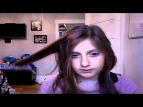 Farrah hair part 1.