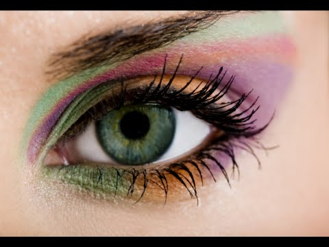 How to Apply Eye Makeup on Green Eyes