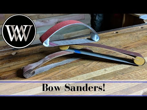 How To Make a Bow Sander