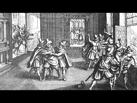 The 30 Years' War (1618-48) and the Second Defenestration of Prague - Professor Peter Wilson