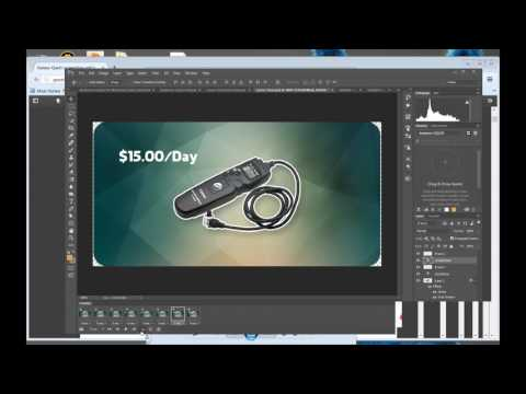 How do i do Animated Gifs Fast in Photoshop CC?