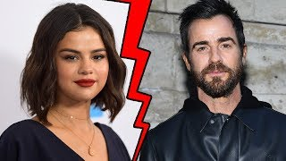 Selena Gomez DUMPED By Justin Theroux!