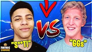 MYTH PLAYS TFUE IN A 1v1 BUILD BATTLE! - Fortnite Moments #121