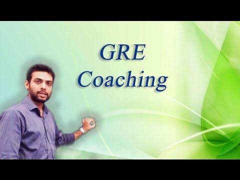 Best  tips for Verbal Ability  (GATE, Bank Exam,  GRE, GMAT) by Mr. Vibhu Anurag