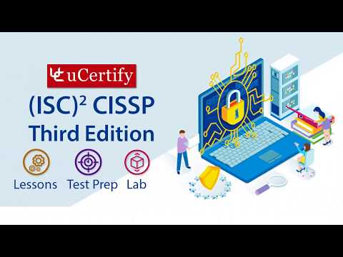 CISSP Third Edition Pearson uCertify Course and Labs