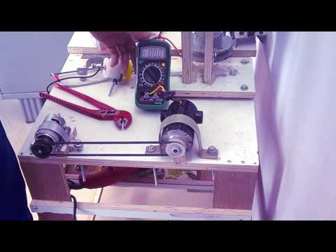 How To Make Electric Motor Generator   method explained