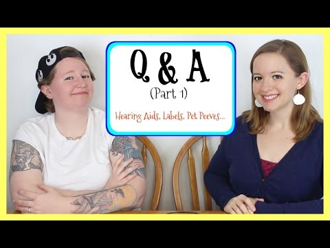 Q and A (Part 1) ⎮ ASL Stew