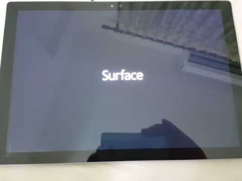 Surface Pro disable Secure Boot - Surface Pro 3 Bios Boot Loop