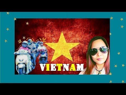 🇻🇳vietnam vlog [saigon   ho chi minh] FREE FOOD🍴 episode#1 ⚫ TheWickeRmoss