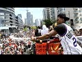 Raptors Parade In Under 8 Minutes Highlights