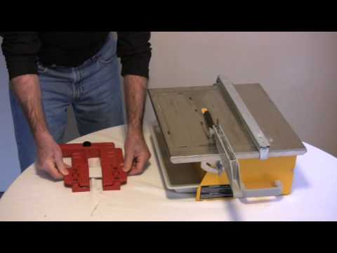 TileSizer™ The smarter, safer tile cutting tool