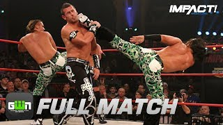 Generation Me (The Young Bucks) vs Motor City Machine Guns: FULL MATCH (TNA No Surrender 2010)