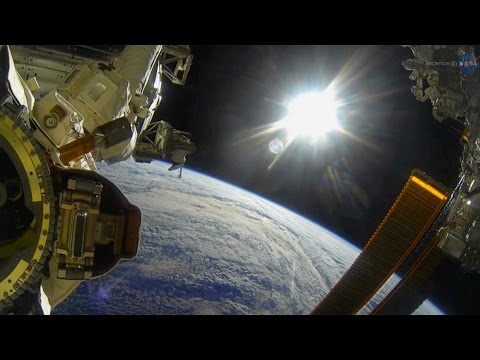 ScienceCasts: Earth Observation from the Station