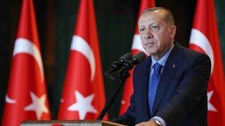 Turkish president criticizes US steel tariff move amid Turkey