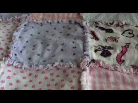 ~Baby quilt & how I made it~