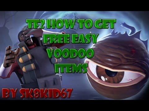 Team fortress 2 how to idle on halloween 2012 event map (get 50 easy voodoo items in 1 night)