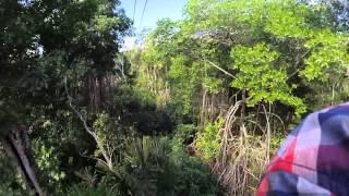 Mexico Zipline Jungle Maya Tour
