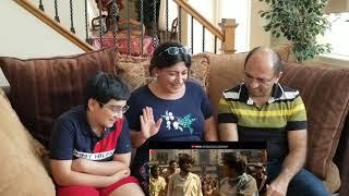 Basanti No Dance Song Reaction !! | Super 30 Movie | Hrithik Roshan | Indian Youtuber In America