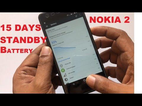 NOKIA 2 BEST BATTERY LIFE BUDGET PHONE TEST