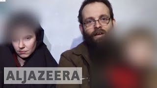 American-Canadian family released in Pakistan