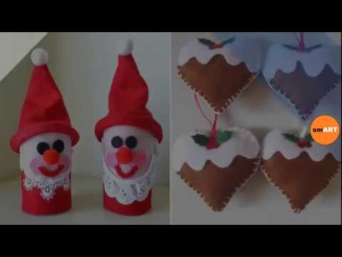 Christmas Craft Gift Ideas - Christmas Craft Ideas For Adults