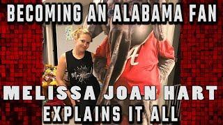 Becoming an Alabama Fan: Melissa Joan Hart Explains It All