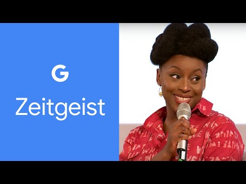 Woman, Power & Modern Feminism - Chimamanda Ngozi Adichie & Professor Mary Beard