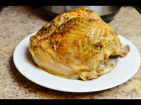 How to cook a Turkey in a Pressure Cooker