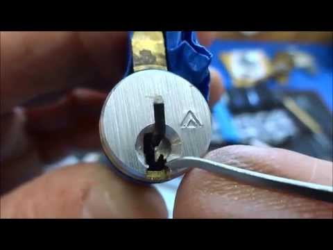 (560) Schlage Everest (Normal) Picked (w/Opening Tips)