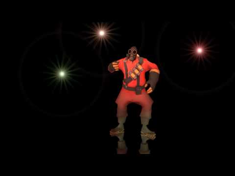 TF2: Pyro Robot Dance