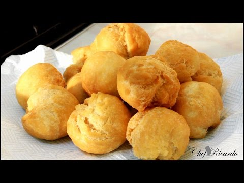 Easy Jamaican Fried Dumplings | Recipes By Chef Ricardo