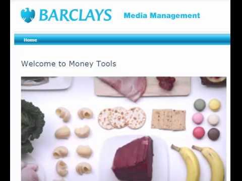 BARCLAYS MONEY TOOLS