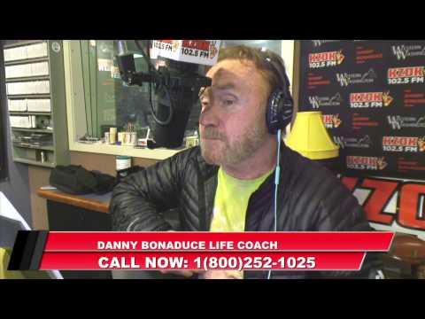 Danny Bonaduce Life Coach: How Do I Stop Drinking At 22