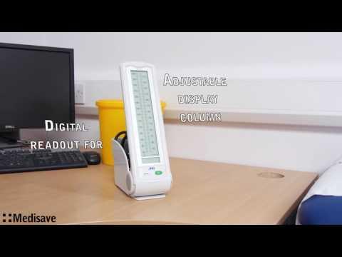 Product Walk through - A&D Mercury-Free Sphygmomanometer UM-102